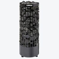 Электрокаменка Harvia Cilindro PC90E Black Steel