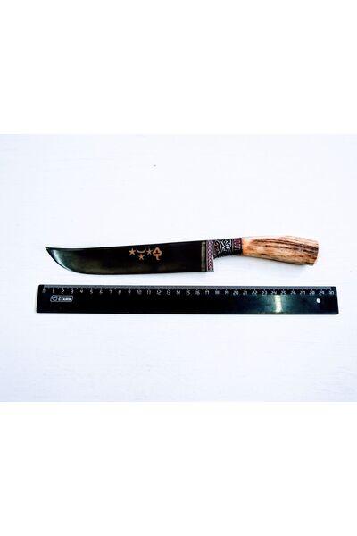 Пчак - узбекский нож - ручка кость (арт. 1715)