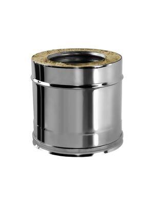 Труба V100R L250 D104/300, нерж 321/304 (Вулкан)