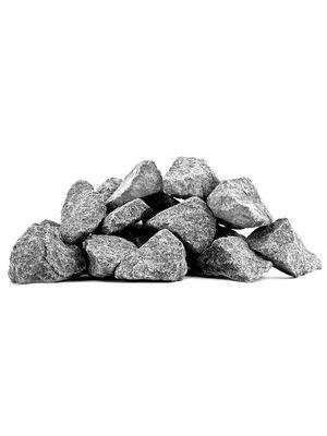 Камни для бани Габбро-диабаз (эконом), коробка 20 кг