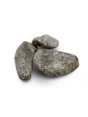Камни для бани Хромит обвалованный (ведро 10 кг)