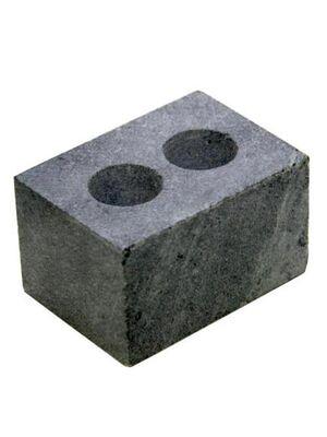 Камни для бани Испаритель из талькохлорита 2 отверстия