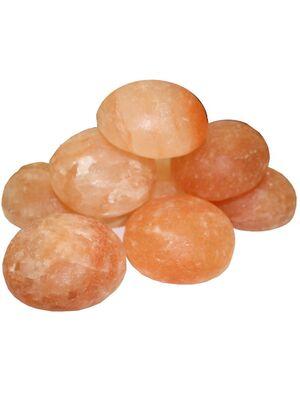 Соль галька фракция 50-120, ведро 10 кг