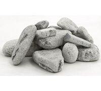 Камни для бани Талькохлорит обвалованный (коробка 20кг)