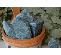 Камни для бани Жадеит колотый