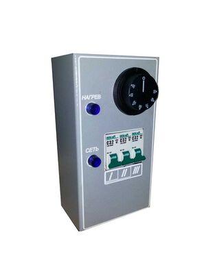 Пульт управления к электрокаменке Аврора — УЗПО