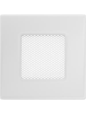 Вентиляционная решетка Белая (11*11) 11B