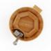 Фурако круглая с внутренней печкой