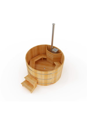 Фурако круглая с внутренней печкой — НКЗ