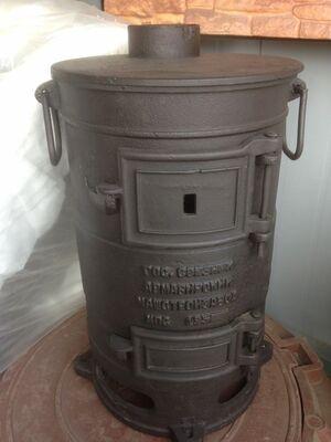 Отопительная печь LK ПОВ-57
