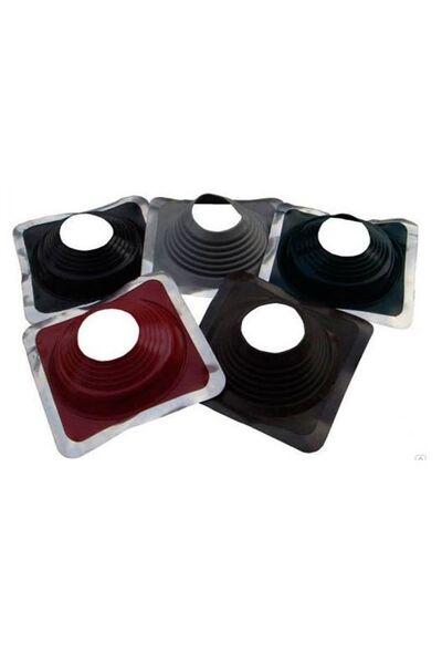 Кровельный проходник мастерфлеш силиконовый угловой (№17)