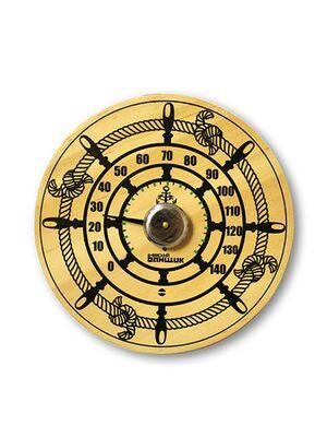 Термометр для бани и сауны Штурвал (Б-1163)