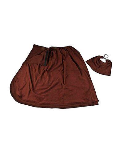 Комплект для бани муж.(шапка,килт),махра,размер XXL (Б251)