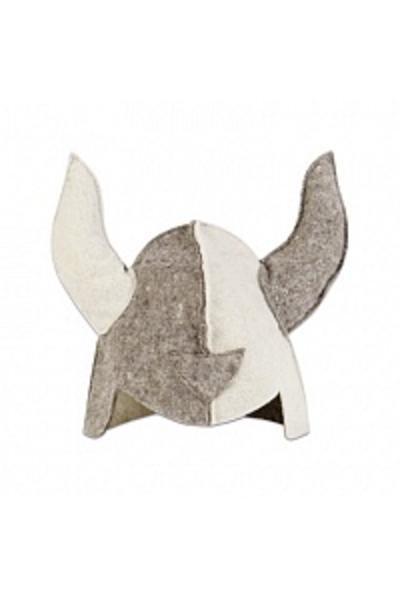 Шапка банная Викинг, войлок (Б417)