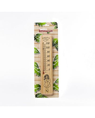 Термометр д/баниСауна леди, жидкостный (Б11583)