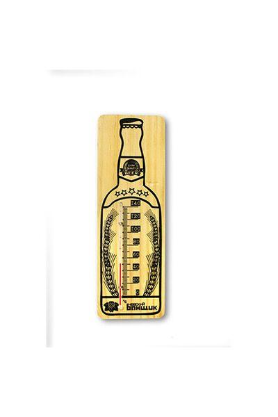 Термометр для бани Бутылка, жидкостный (Б-11587)
