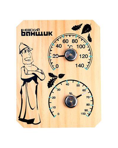 Термометр-гигрометр д/бани и сауны Банщик (Б-1156) купить в Нижнем Новгороде