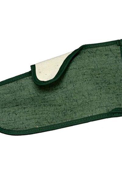 Рукавица банная с брезентом (Б41)