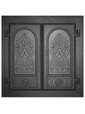 Дверка каминная двустворчатая ДК-6 - НМК