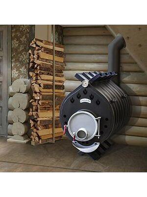 Воздухогрейная печь Сибирь БВ-480 - НМК