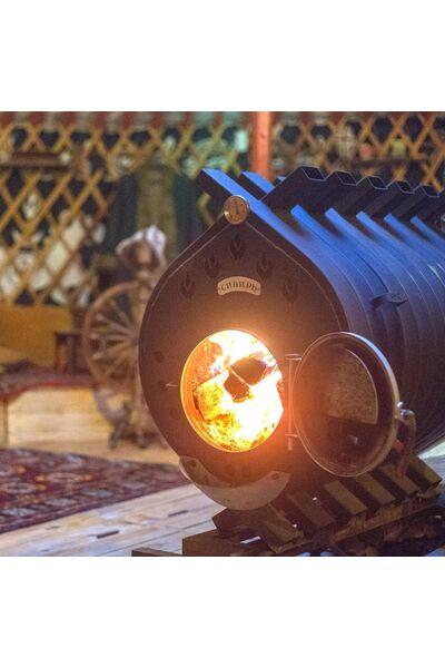 Воздухогрейная печь Сибирь БВ-720