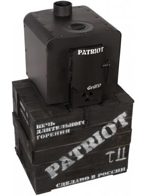 Отопительная печь Grill'D Patriot 200 (черный)