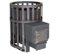 Печь для бани Викинг 24 Сетчатый кожух - Березка