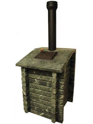Печь для бани Магнум Егерь змеевик