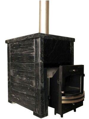 Печь для бани Магнум Джек с чугунной топкой ЧТ-1