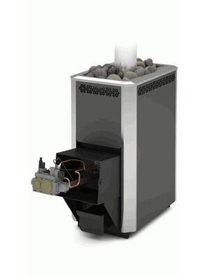 Печь для бани Сахара 16 ЛК с АГГ20П - Теплодар
