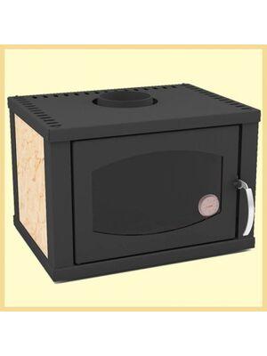 Модуль МВ-02 Духовка на печь-камин ВАРТА, Варта 3D - Мета