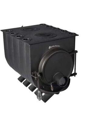 Отопительная печь Бренеран АОТ-06 тип 00 с варочной плитой на 2 конфорки