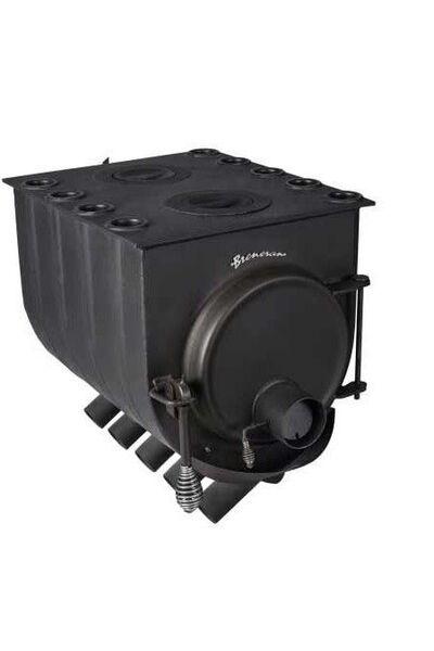 Печь для дома Бренеран АОТ-06 тип 00 с варочной плитой на 2 конфорки