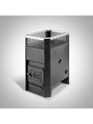 Печь для бани Радуга ПБ-11 (4 мм) c теплообменником