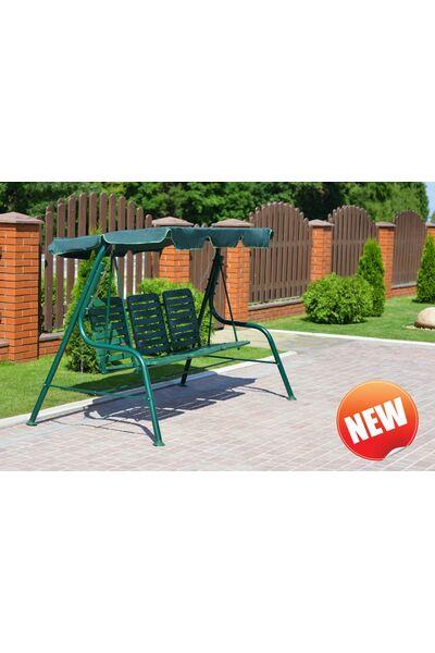 Качели садовые Стандарт NOVA (пластиковое сиденье) с924