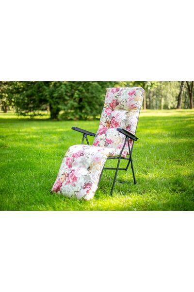 Кресло-шезлонг Альберто с1013/98 тафтинг