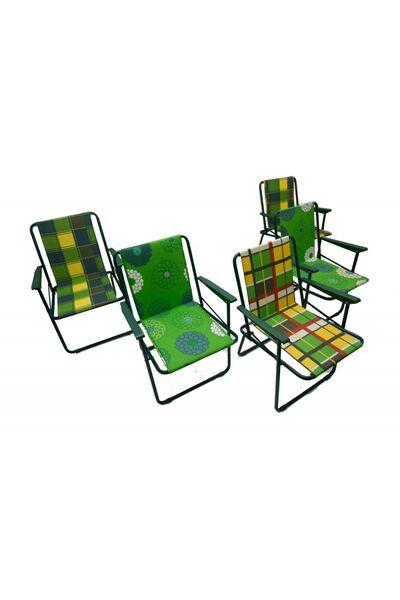 Кресло складное Фольварк мягкий