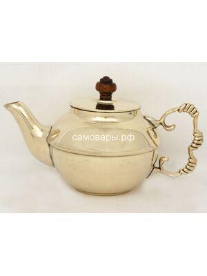 Латунный заварочный чайник, 700 мл