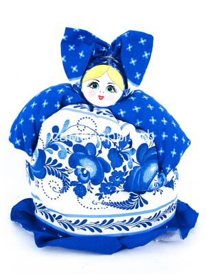 Кукла-грелка на чайник №20