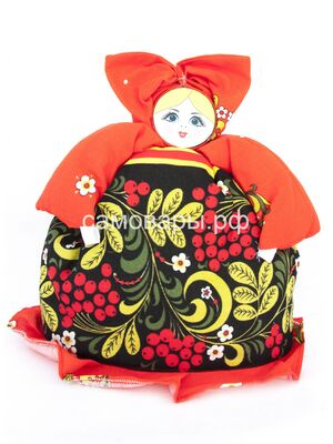 Кукла-грелка на чайник №21