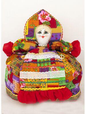 Кукла-грелка на чайник №25