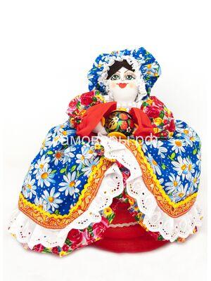 Кукла-грелка на чайник №50