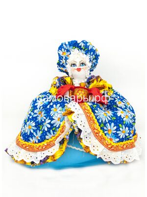 Кукла-грелка на чайник №52
