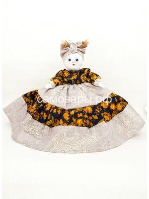 Кукла-грелка на чайник №55