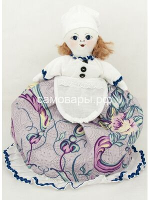 Кукла-грелка на чайник №56