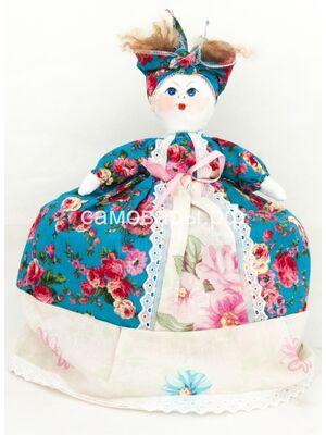 Кукла-грелка на чайник №57