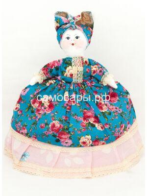 Кукла-грелка на чайник №58