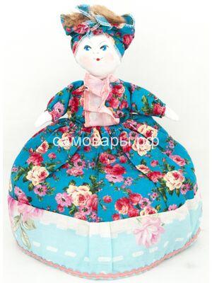 Кукла-грелка на чайник №59
