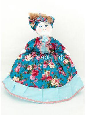 Кукла-грелка на чайник №60