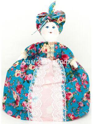 Кукла-грелка на чайник №61